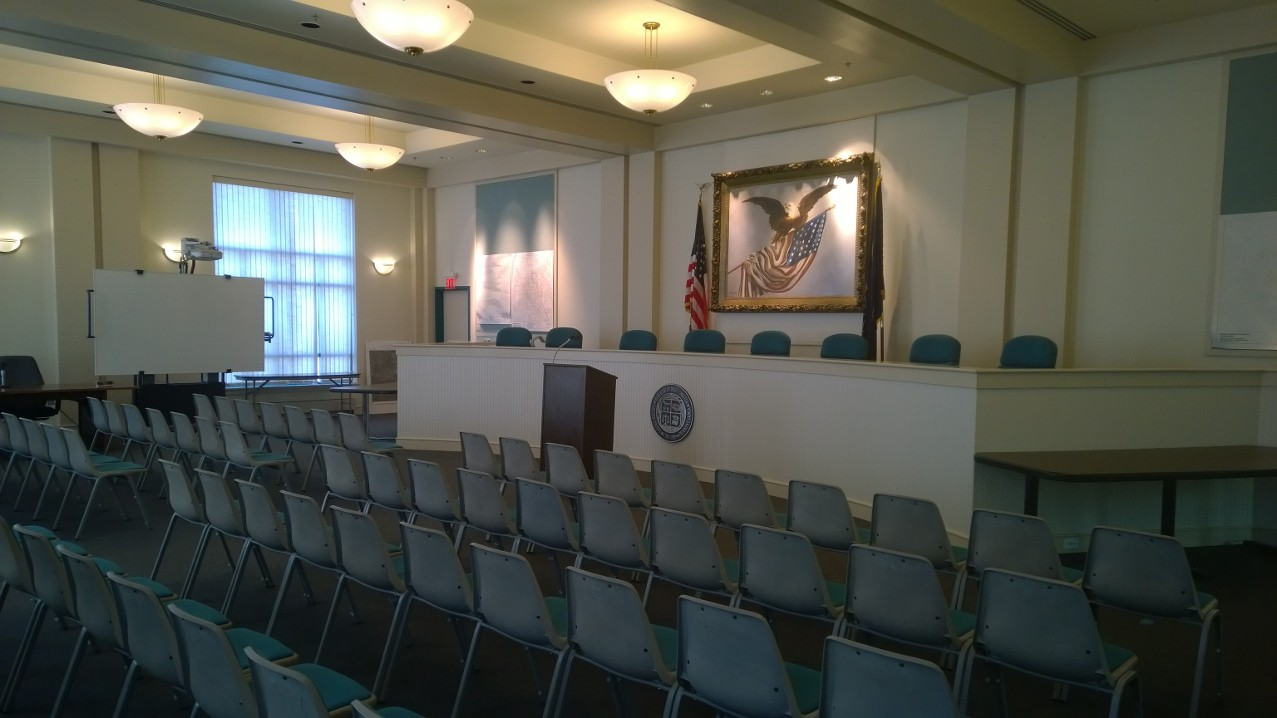 Borough Council Chambers